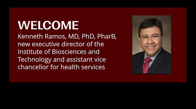 Dr. Kenneth Ramos